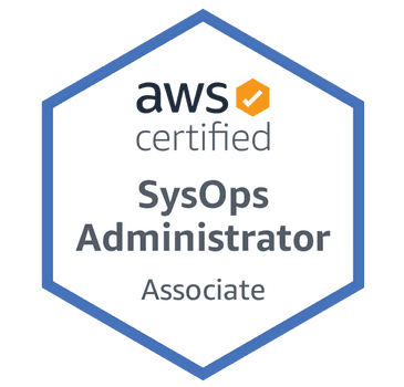 AWS Certified SysOps Administrator]